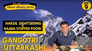 Download Gangotri to Uttarkashi | Natural beauty of Harsil | Uttarakhand food | EP 9 Video