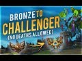 Download CHALLENGER Leblanc visits BRONZE | Bronze to Challenger EP.1 (Pokemon Challenge) Video
