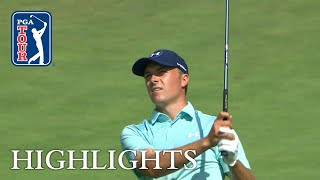 Download Jordan Spieth extended highlights   Round 3   THE NORTHERN TRUST Video