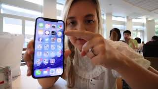Download Hands-On Space Grey iPhone X (found on YouTube - Brooke Peterson) Video
