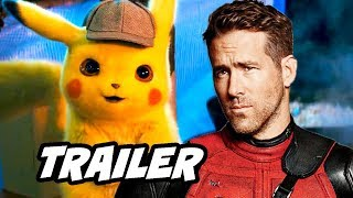 Download Detective Pikachu Official Trailer - Ryan Reynolds Pokemon Easter Eggs Video