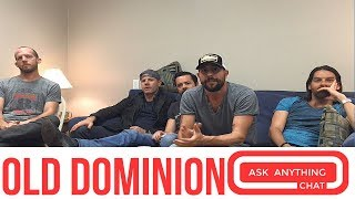 Download Old Dominion Interactive Chat w/ Bobby Bones ‌‌ - AskAnythingChat Video