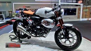 Download Honda 300 TT Racer Concept เช็คกระแสในมอเตอร์โชว์ มีโอกาศแจ้งเกิดในไทย Video
