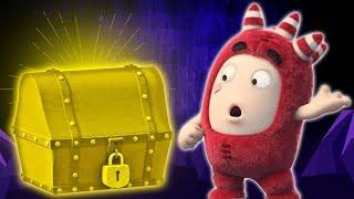 Download TREASURE CHEST | Oddbods | NEW | Best 3D Cartoons For Children Video