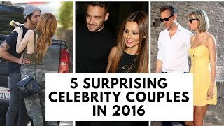 Download 5 Most Surprising Celebrity Couples in 2016! Video