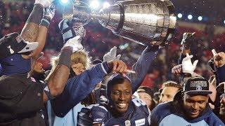 Download 'It was unbelievable': Argos win 105th Grey Cup from Stamps Video