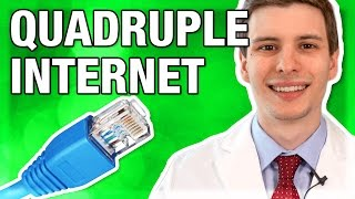 Download Quadruple Your Internet Speed for Free Video