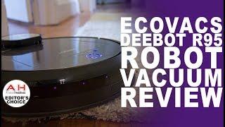 Download Ecovacs Deebot R95 Robot Vacuum Review Video