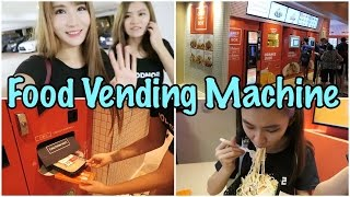 Download Chef in Box (VendCafe) - Singapore's First Food Vending Machine Video