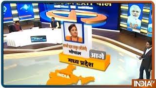 Download IndiaTV Exit Poll: Digvijay Singh may loose against Sadhvi Pragya in Bhopal Video