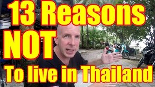 Download 13 Reasons NOT to live in Thailand V276 Video