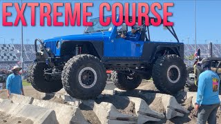 Download Daytona Jeep Beach 2019 Extreme Obstacle Course Video