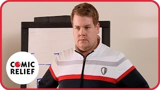 Download Smithy meets the England Football Team | Comic Relief Video