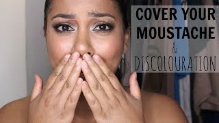 Download How To Conceal A Moustache & Discolouration | MissBeautyAdikt Video
