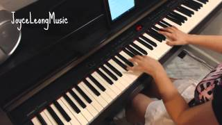 Download John Legend - All Of Me (Piano solo) Video