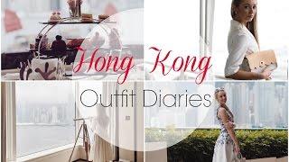 Download Hong Kong Outfit Diary | Travel Vlog | Fashion Mumblr Video