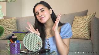 Download Juliana Gomez Shares Her Back-To-School Makeup Routine | Star Style Beauty Video