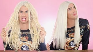 Download I brought my old $2,000 wig back to life! Video