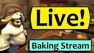 Download Rylak Claws! Baking Stream Video