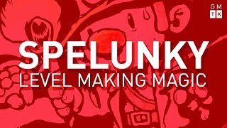 Download How (and Why) Spelunky Makes its Own Levels | Game Maker's Toolkit Video