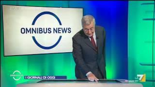 Download Omnibus News (Puntata 20/12/2016) Video