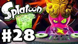 Download Splatoon - Gameplay Walkthrough Part 28 - Octobot King Boss Fight! (Nintendo Wii U) Video