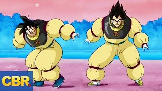Download 15 Weird Things Saiyans Do To Train In Dragon Ball Video