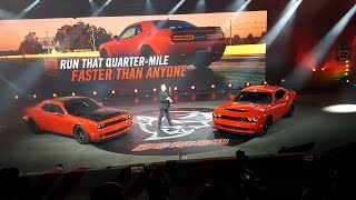 Download Dodge Demon: 840 Horsepower American Muscle Revealed Video