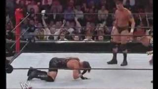 Download Randy Orton Kills Rob Van Dam Video