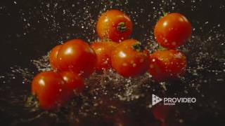 Download Slow Motion Stock Video Footage - Vegetables Video
