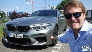 Download What's the Best Thing About My BMW M5? | GARAGE Video