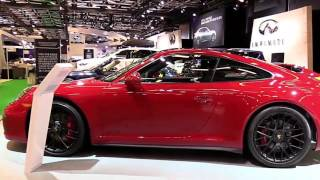 Download 2018 Porsche 911 Carrera 4 GTS Limited Special First Impression Lookaround Review Video