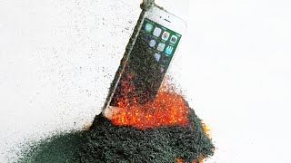Download Don't Drop Your iPhone 6S in a Volcano! Video