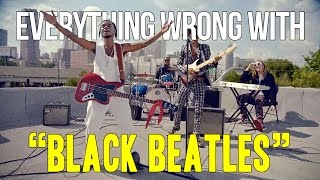 Download Everything Wrong With Rae Sremmurd - ″Black Beatles″ Video