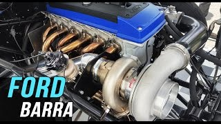 Download Ford Barra turbo shakedown pass | Dyno-Mite Video