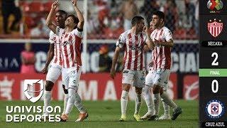Download Necaxa 2-0 Cruz Azul – GOLES Y RESUMEN - Jornada 9 Apertura 2018 Liga MX Video