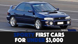Download 7 Great First Cars For Under $3,000 Video