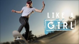 Download Skate Like a Girl | How to be Yourself in a Man's Sport Video