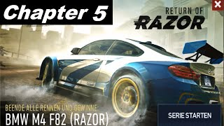 Download Need For Speed No Limits - Return of Razor BMW M4 F82 - Final Chapter 5 FULL [HD] Video