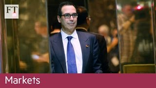 Download Steve Mnuchin picked as US Treasury secretary | Markets Video