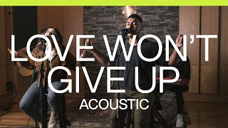 Download Love Won't Give Up | Acoustic | At Midnight | Elevation Worship Video
