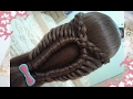 Download peinados recogidos faciles para cabello largo bonitos y rapidos con trenzas para niña para fiestas81 Video