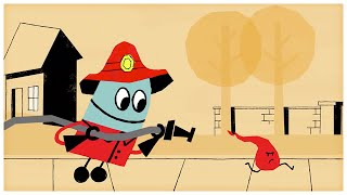 """Download """"Firefighter,"""" Songs about Professions by StoryBots Video"""