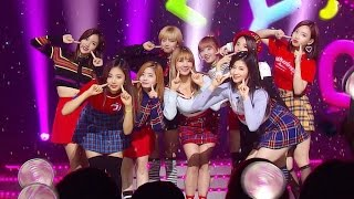 Download 《Follow up Song》 TWICE (트와이스) - JELLY JELLY @인기가요 Inkigayo 20161127 Video