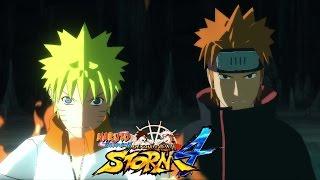 Download Naruto Ultimate Ninja Storm 4 MOD:Naruto Pre Gaiden,Yahiko Akatsuki★ Video