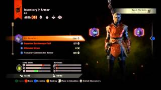 Download Dragon Age: Inquisition My Top 5 Best Unique Armor Video