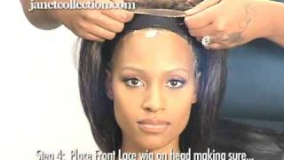 Download Front Lace Instruction Video Video