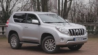 Download Essai Toyota Land Cruiser 3 portes 3.0 D-4D 190 BVA5 Légende 2014 Video