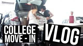 Download Moving into College // VLOG Video