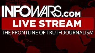 Download LIVE 📢 Alex Jones Infowars Stream With Today's Shows • Monday 6/18/18 Video